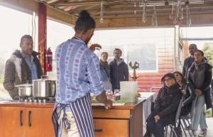 Community, Culture & Cuisine: Sre & Jess