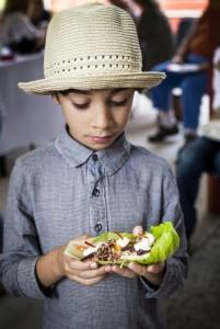 Community, Culture & Cuisine - Lucas Posada